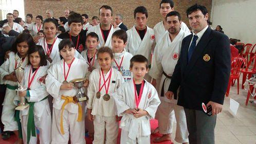 TORNEO NACIONAL FEDERACION ITOSU KAI ARGENTINA CARHUE, 04-10-2015