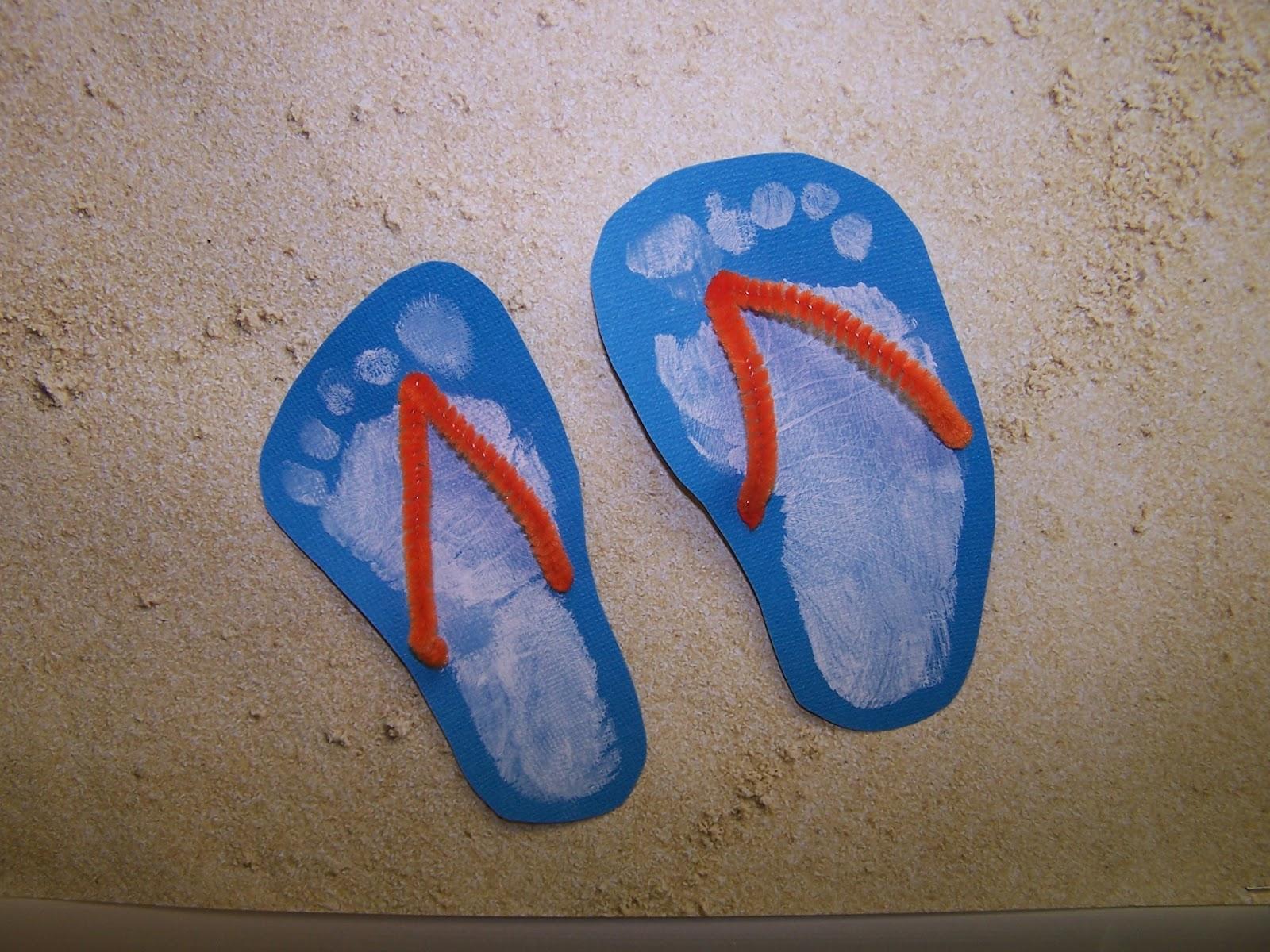 Detail oriented diva flip flop prints for Flip flops for crafts