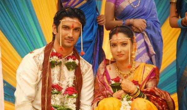 ZEE Tv Star Ankita Lokhande and Sushant Singh Marriage Details | Pavitra Rishta ZEE tv