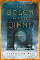 Cover of The Golem and the Jinni by Helene Wecker