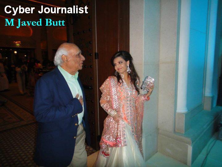 012 - Wedding of Asma Rahman, daughter of Mir Shakeel-Ur-Rahman