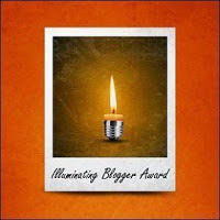 Illuminating Blogger award #2