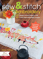 Sew and Stitch Embroidery