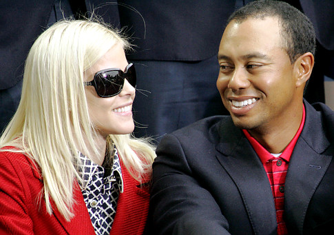 tiger woods girlfriends pictures. Tiger Woods Girlfriend Elin