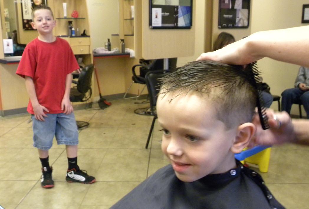 The Blackham Bunch Haircuts Salon Style