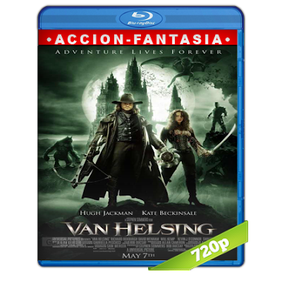 Van Helsing (2004) BRRip 720p Audio Trial Latino-Castellano-Ingles 5.1