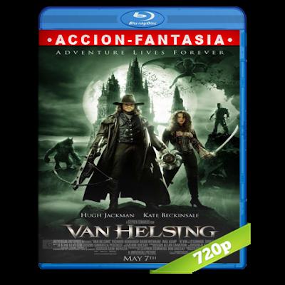 Van Helsing (2004) BRRip 720p Audio Trial Latino-Castellano-Ingles 5.1