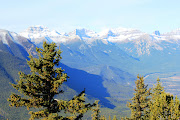 . mountain top was breathtaking. Here are a few of my favorite photos from . (banff )