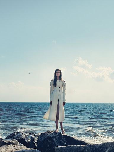 Taylor Hill Numero Russia Russia October 2015 photo shoot
