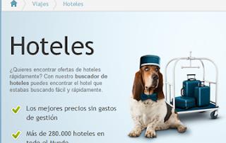 comparador de hoteles rastreator.com