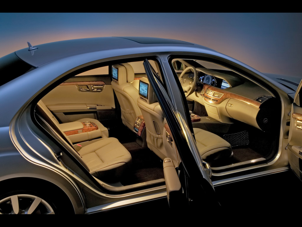 Fast Autocars Mercedes Benz S Class Pictures