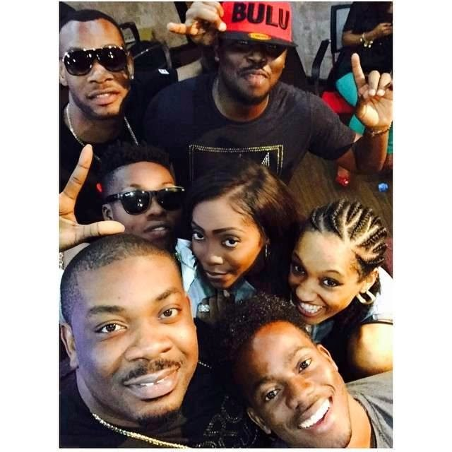 Don Jazzy shares #DoroMavin Selfie