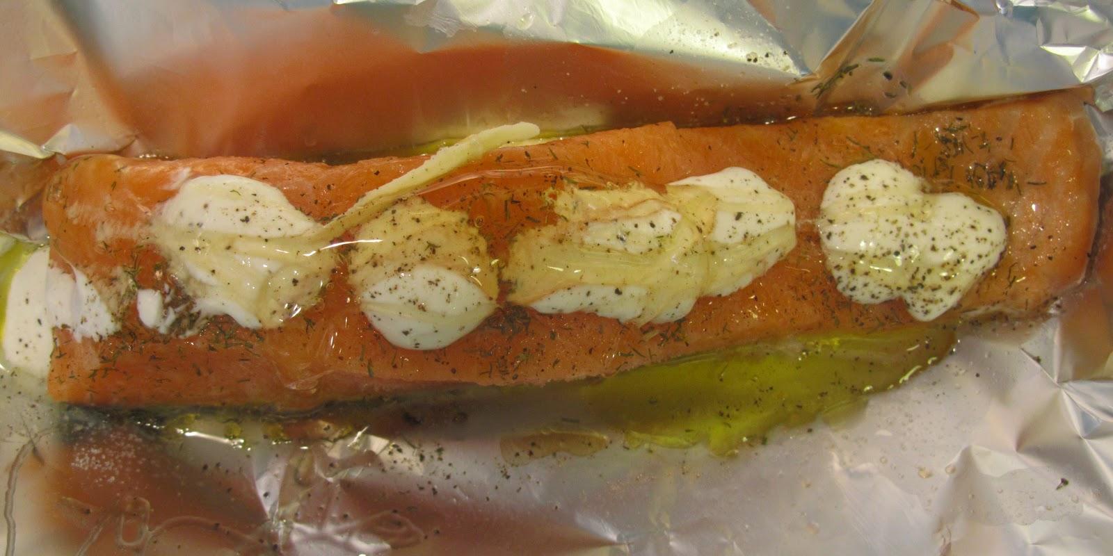 Darne de saumon en papillote au bbq la cuisine de david - Saumon papillote au four ...