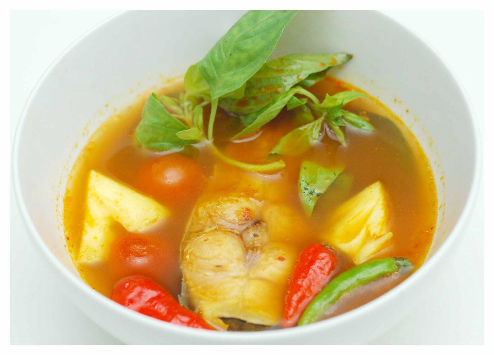 Pindang Lampung, Spicy Fish Soup From Lampung