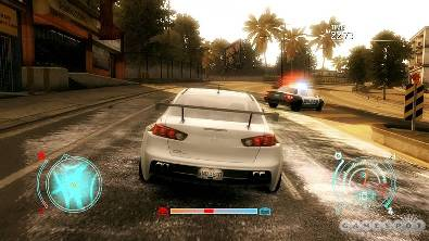 screenshot Need for Speed: Undercover