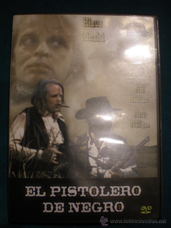 Ver El pistolero de negro (1971) Audio Latino