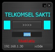 Inject Telkomsel SAKTI 13 Agustus 2015