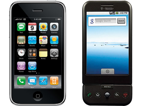 kelebihan android vs iphone