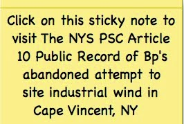 Cape Vincent-Bp PSC Art. 10 Public Record