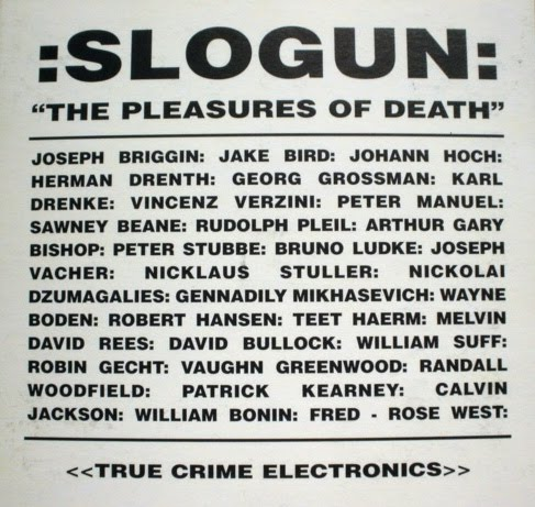 Slogun - Tearing Up Your Plans
