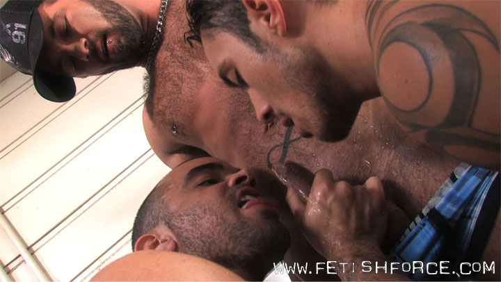 Muscle and big clit