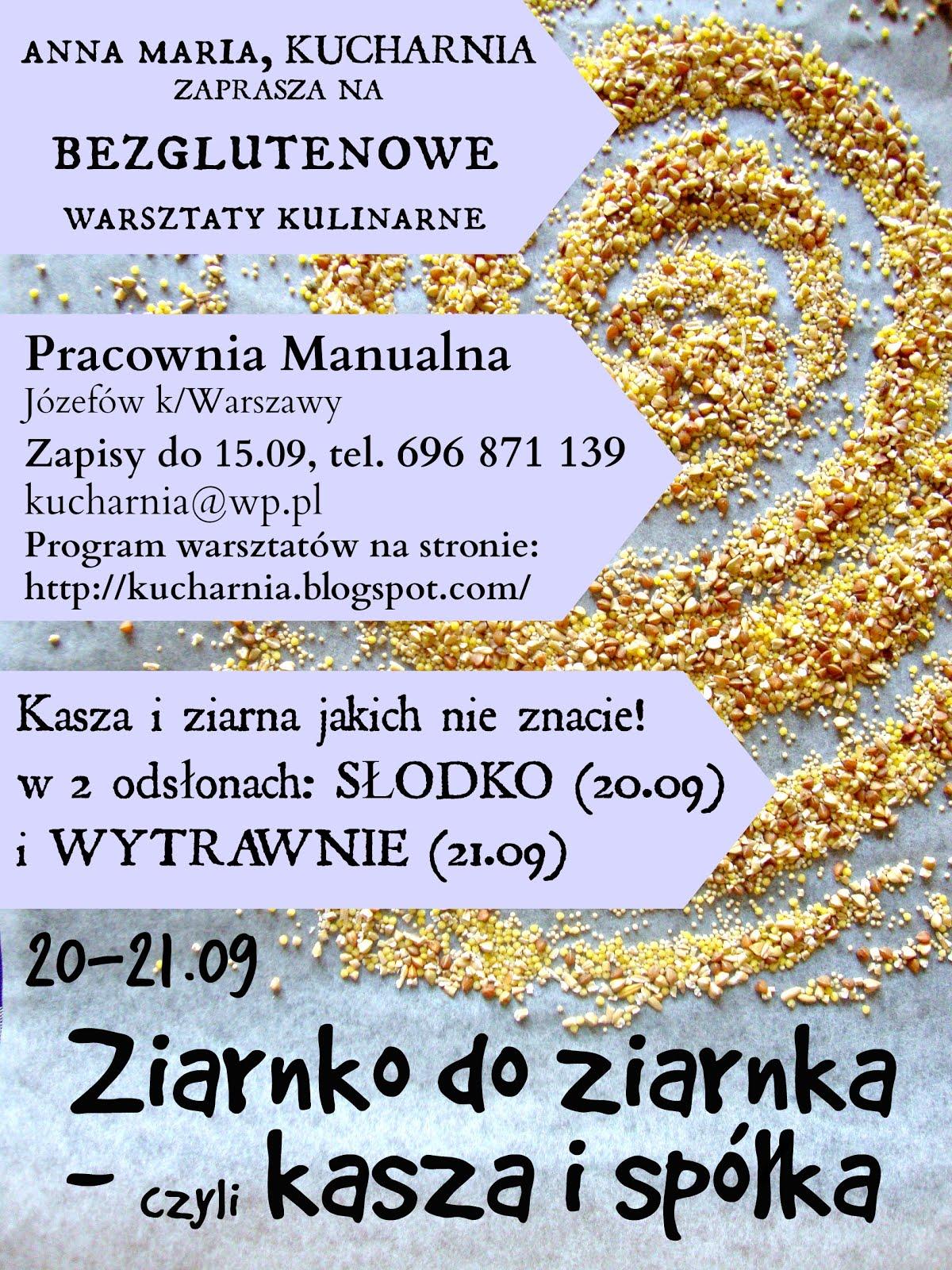 KASZA I SPÓŁKA 20-21.09