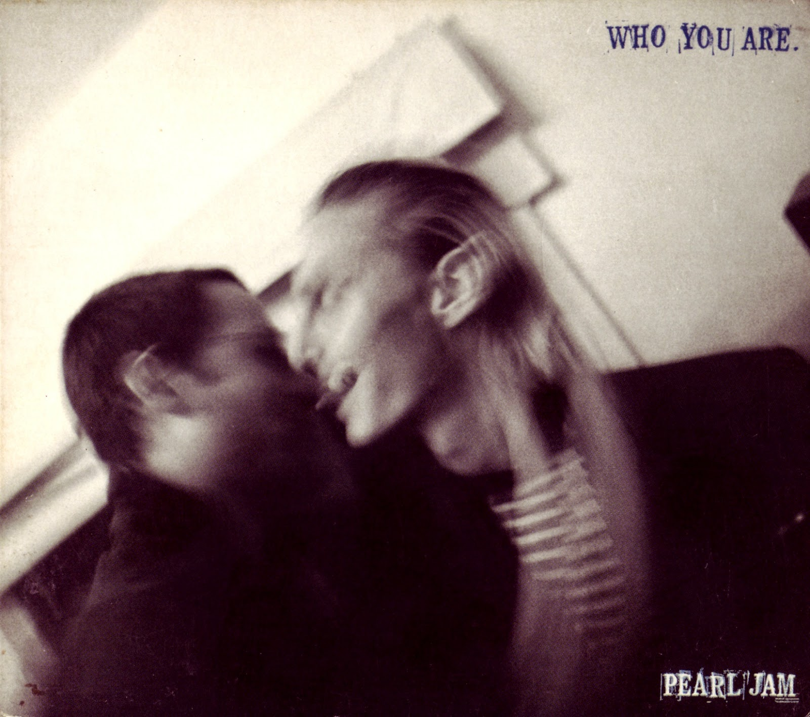 1996 - Who You Are (Epic,)