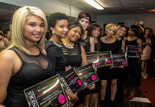 Partners Hair Design Training Academy Graduation 2014