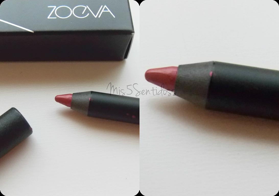 Graphic Eyes de Zoeva en el tono Opulence