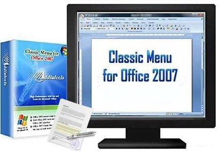 classic menu for office 2007 serial