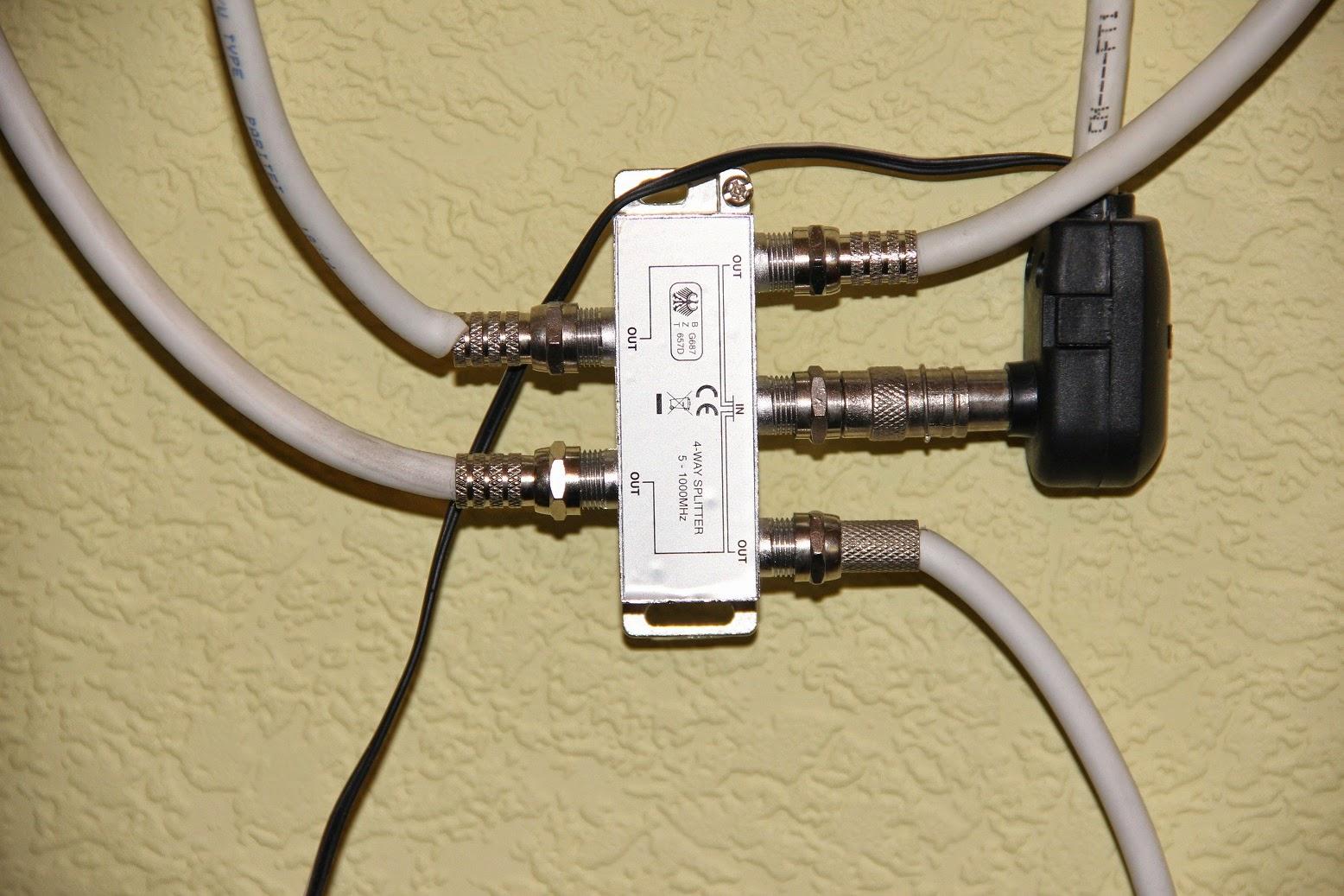 схема усилители дмв телевизионного сигнала