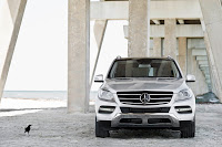 All New Model Mercedes-Benz M-Class W 166