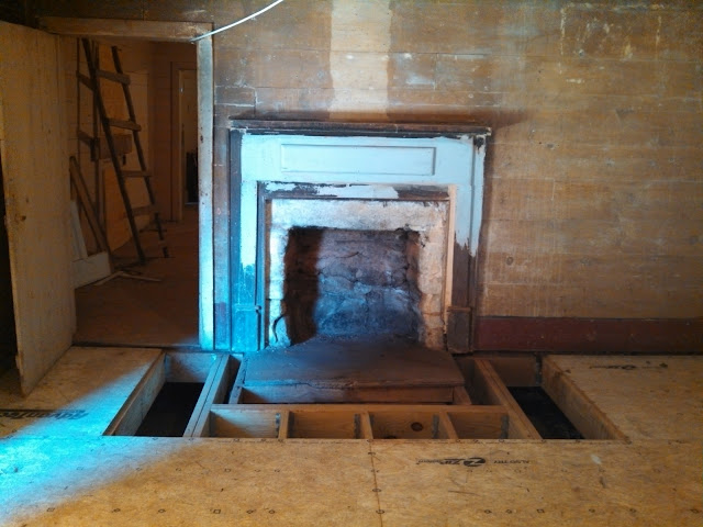 The Ledford-Colley House: Mechanical systems