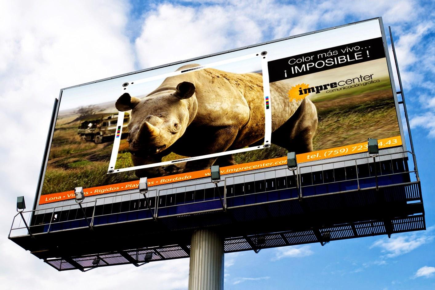 Publicidad en Panamericana