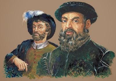 Magallanes y Elcano - www.historiadelascivilizaciones.com