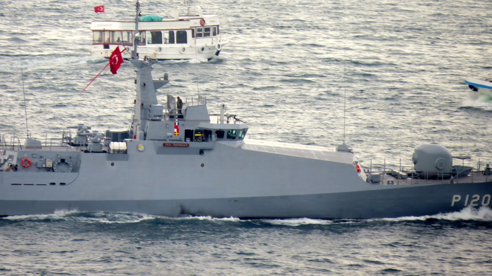 Unidades que pudiera poseer la Armada - Página 21 P+1207+TEKIRDAG+,+TUZLA+CLASS