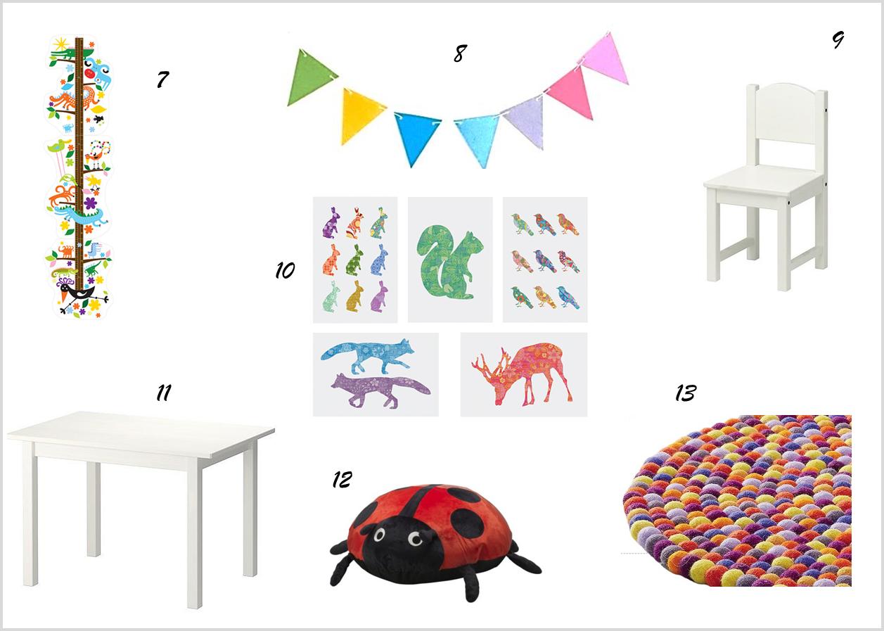 Vinilos Decorativos Infantiles Ikea. Affordable Fuente Mediacache ...