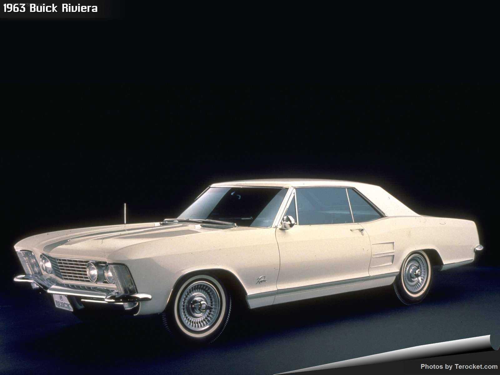 Hình ảnh xe ô tô Buick Riviera 1963 & nội ngoại thất