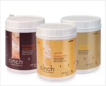 Cinch Shake membantu membina otot