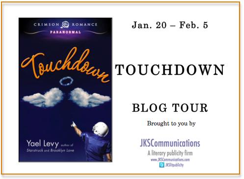 touchdown tour banner
