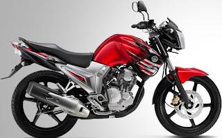 Yamaha New Scorpio Z 2011-2012