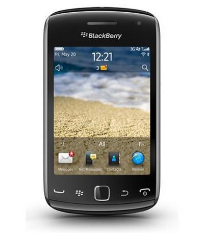 сенсорный смартфон BlackBerry Curve 9380