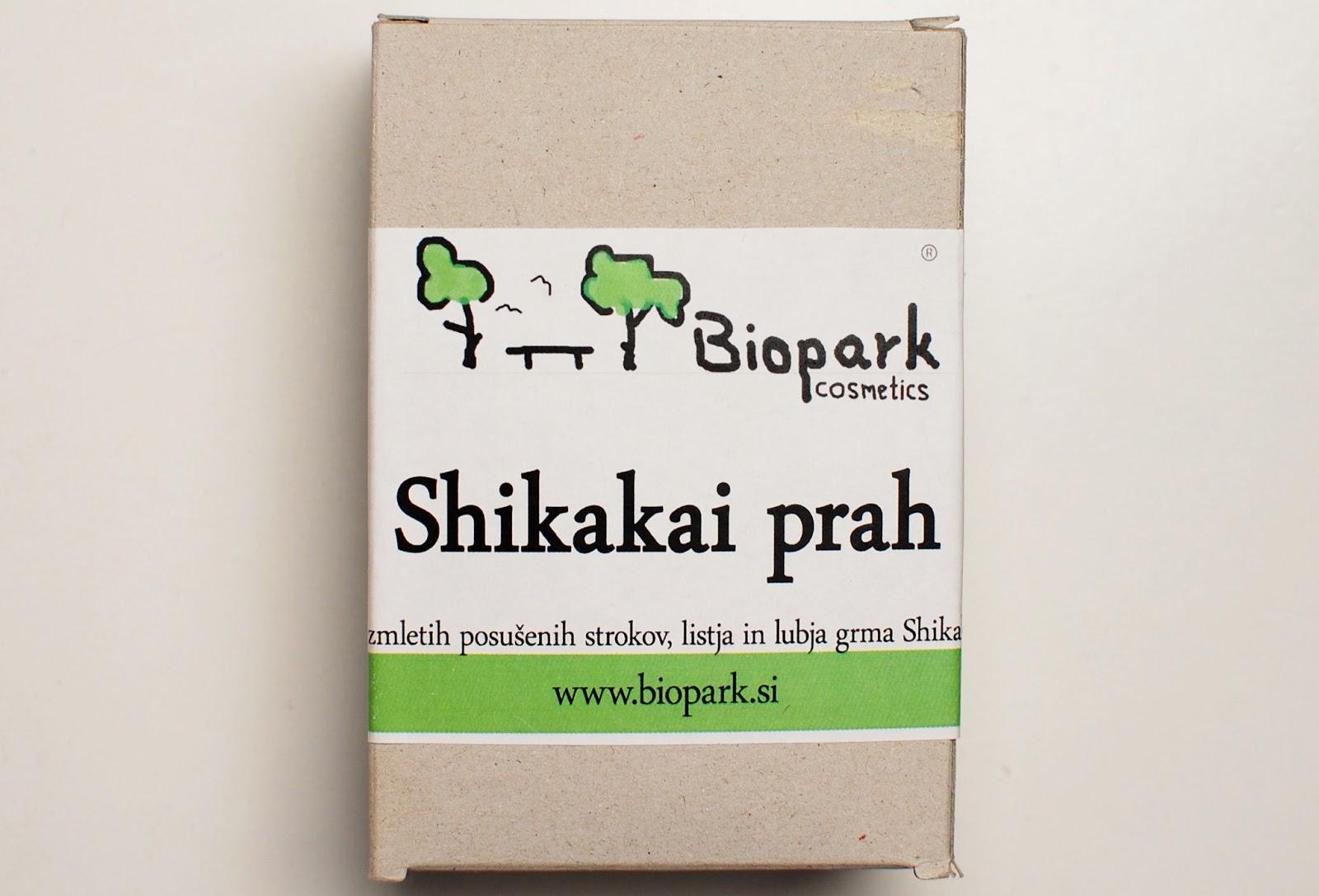 Biopark Shikakai prah