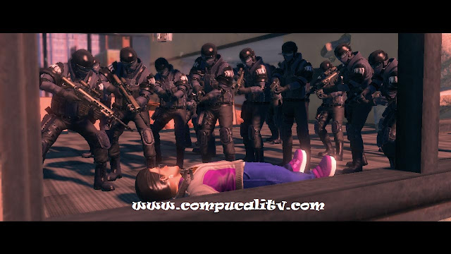 Capturas Propias Saints Row 3 Skidrow By CompucaliTV