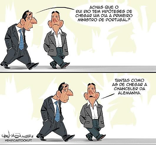 As hipóteses de Rio