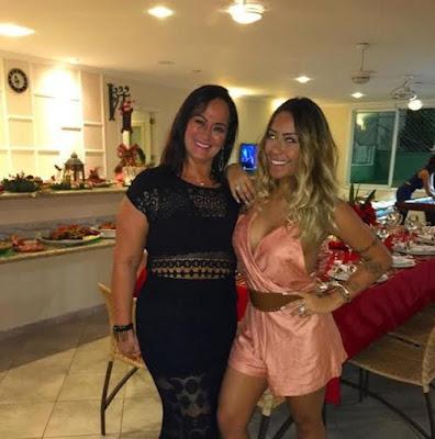 rafaella irma neymar look
