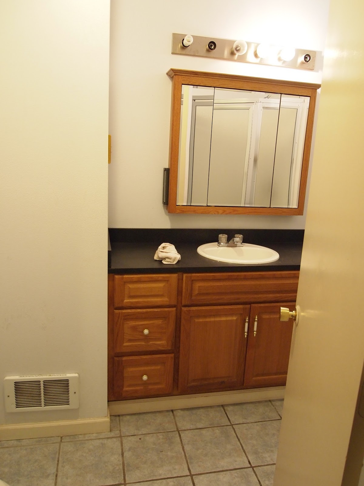 This Taylored House Bathroom 1 Makeover