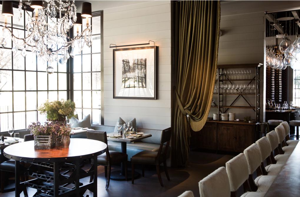 Susan Ferrier portobello design: architects bobby mcalpine & david baker, and