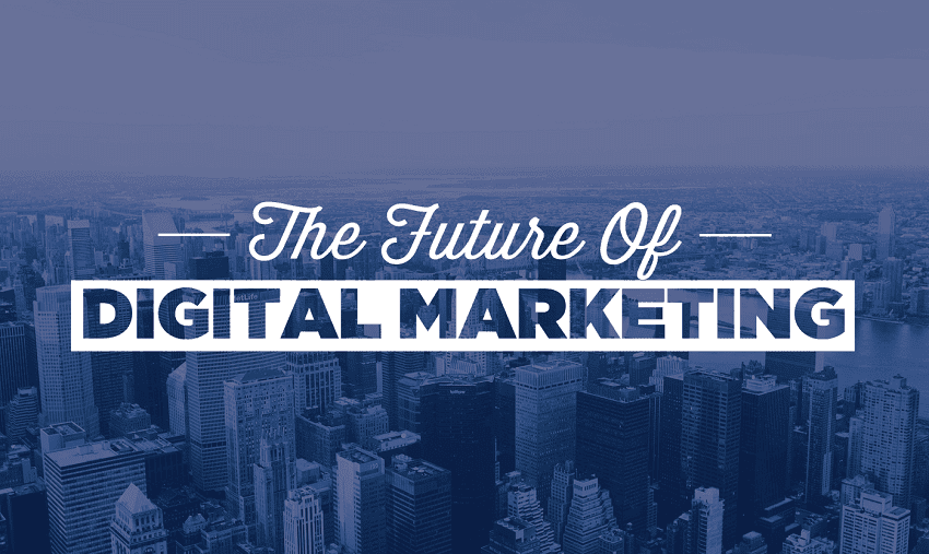 Top Trends that Will Shape Digital Marketing Infographic