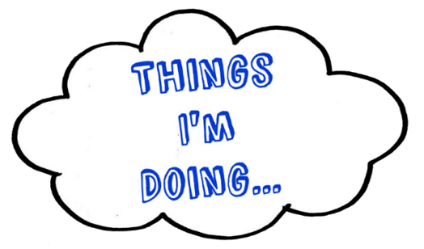 Things I'm Doing...